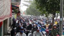 Kết quả khảo sát cho thấy trên 90% người dân đồng thuận với việc cấm xe máy trong nội đô