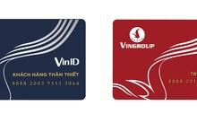 Nhận diện mới của thẻ VinID