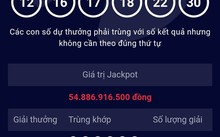 Giải đặc biệt tối 27/11, có giá trị gần 55 tỷ đồng