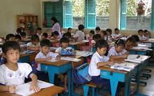 Học sinh tiểu học Cao Văn Ngọc ở Côn Đảo. (Ảnh minh họa)