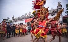 Hội làng Tuân Lục (diễn ra vào ngày mùng 4 đến mùng 6 tháng Giêng) tại Trực Ninh, Nam Định