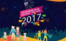 Lễ hội pháo hoa quốc tế DIFF 2017 được mong chờ nhất trong mùa hè năm nay