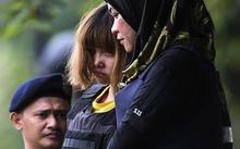 Nghi phạm Đoàn Thị Hương xuất hiện ở Tòa án huyện Sepang, bang Selangor (Malaysia) ngày 1/3. (Nguồn: Getty)