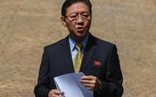 Đại sứ Triều Tiên Kang Chol ở Kuala Lumpur