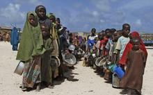 Người dân châu Phi đang phải đối mặt với nạn đói và bệnh dịch. Ảnh: Pressherald