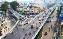 TP Hồ Chí Minh lập rào kéo di động giảm kẹt xe cầu chữ Y