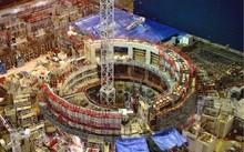 Khu vực xây dựng dự án ITER tại miền Nam nước Pháp. (Nguồn: ITER)