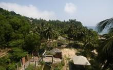 Cận cảnh bên trong khu du lịch sinh thái Cù Lao Chàm