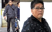 Nghi phạm Shibuya Yasumasa