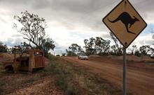 Những tuyến đường hoang dã ở Australia được cho là tiềm ẩn nhiều hiểm họa. (Nguồn: NYTimes)