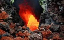 Núi lửa ở Kamchatka