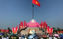 Lễ Thượng cờ thống nhất non sông được tổ chức long trọng, xúc động