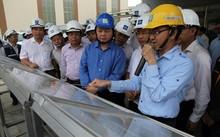 Bộ trưởng Trần Hồng Hà kiểm tra các hạng mục bảo vệ môi trường tại Formosa