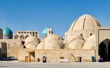 Uzbekistan: Trung tâm lịch sử Bukhara