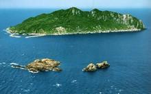 Đảo Okinoshima nằm ở phía Tây Nam Nhật Bản