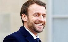 """Người Pháp đã chọn """"làn gió mới"""" Macron"""