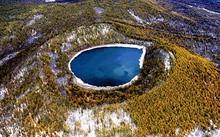 Arxan - một vùng núi thấp giữa vùng núi thấp thuộc vùng Tự trị Nội Mông của Trung Quốc