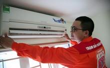 Nghề sửa chữa điện lạnh thường cho thu nhập rất cao...