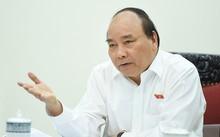 Thủ tướng Nguyễn Xuân Phúc chỉ đạo tại cuộc họp