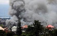 Chiến sự vẫn tiếp diễn căng thẳng ở Marawi