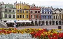 Thành phố cổ Zamosc - Ba Lan