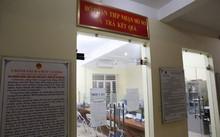 Căn phòng xảy ra to tiếng giữa công dân và cán bộ phường Văn Miếu