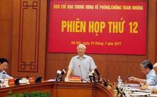 Tổng Bí thư Nguyễn Phú Trọng chủ trì cuộc họp