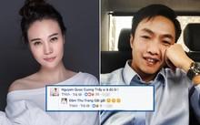 """Cường Đô la công khai """"người mới"""" là Đàm Thu Trang"""