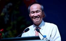 Ông Dương Công Minh, chủ tịch HĐQT Ngân hàng Sacombank khẳng định khoản vay 43.000 tỉ liên quan đến ông Trầm Bê vẫn an toàn