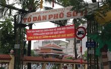 Quận Hoàng Mai là một trong những quận có số ca mắc sốt xuất huyết cao nhất thành phố Hà Nội. Ảnh: Hà Quyên