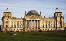 Tòa nhà Quốc hội Đức (Reichstag) ở Berlin