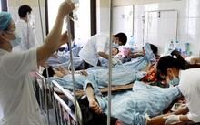 Sốt xuất huyết đang tăng chóng mặt ở Hà Nội (Ảnh minh họa)