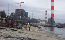 Công ty CP Tư vấn xây dựng cảng biển Việt Nam là đơn vị tư vấn cho Dự án nhận chìm 1 triệu m3 bùn xuống biển Bình Thuận