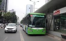 Thí điểm vé điện tử trên tuyến buýt nhanh BRT từ tháng 9