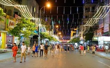 Phố đi bộ khiến giá đất ở Lý Thái Tổ tăng vọt