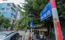 Hà Nội hoãn triển khai phố đi bộ Trịnh Công Sơn đến dịp 10/10