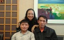Oô giáo Thu Nguyệt và học trò của mình