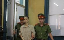 Bị cáo Thanh bị công an bắt giữ