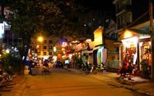 Đường Phạm Ngũ Lão - phố tây ở cố đô Huế