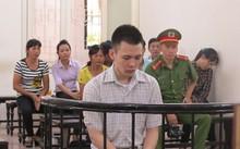 Bị cáo Thành tại tòa