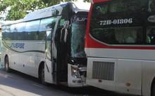 Vụ 2 xe khách tông trên đèo Bảo Lộc: Không phải xe mất thắng