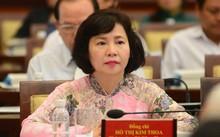 Bà Hồ Thị Kim Thoa - nguyên Thứ trưởng Bộ Công Thương