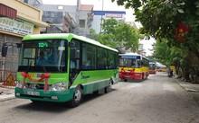 Thêm 5 tuyến xe buýt mới ra khu vực ngoại thành Hà Nội