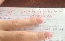 Một trong những lời phê của thầy Nguyễn Việt Phương