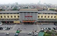 Đề xuất không gian kiến trúc khu vực ga Hà Nội cao 40-70 tầng