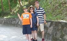 Gia đình bé nhỏ của chị Thanh Hương