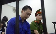 Bị cáo Cao Mạnh Hùng trước tòa
