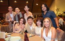 Kim Lý - Hồ Ngọc Hà cùng đến chúc mừng Đàm Vĩnh Hưng tròn 46 tuổi