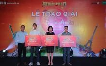 Các khách hàng của Sun World vui mừng nhận thưởng