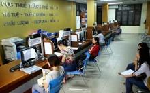 Cục Thuế Hà Nội chính thức tiếp nhận hồ sơ khai thuế điện tử 2 bước
